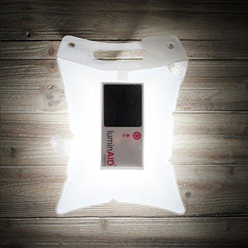 2 Pack Luminaid Packlite 16 Inflatable Solar Light Bulbs