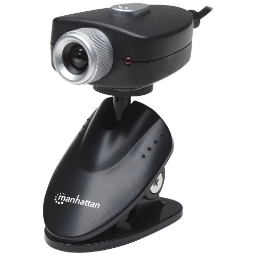 Manhattan Mini 5-MegaPixel USB Web Cam (460729)