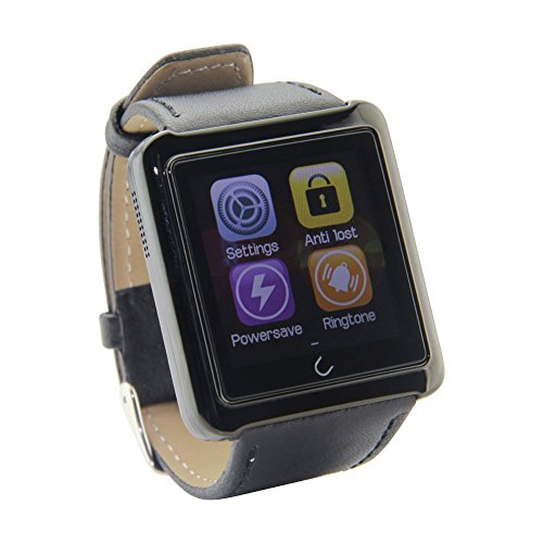 Soyan Upgrade U10 Bluetooth Smart Wrist Watch Phone Mate For Android Samsung iPhone HTC LG