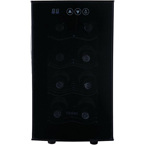 Haier 8-Bottle Bottle Wine Cellar with Electronic Controls Reviews