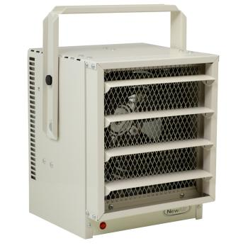NewAir G73 electric garage heater - heats up to 500 sq. ft.