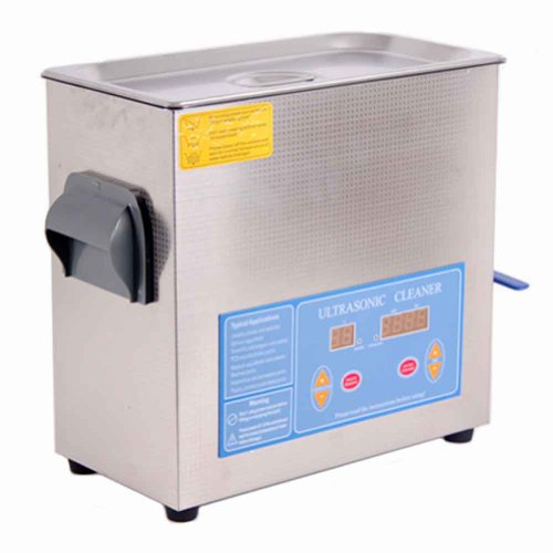 Eteyo Professional Heated 6l Dental Cleaning Heater Ultrasonic Cleaner 480w