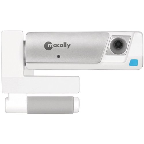 Macally Megacam 2.0 Megapixel Video Web Cam With Microphone