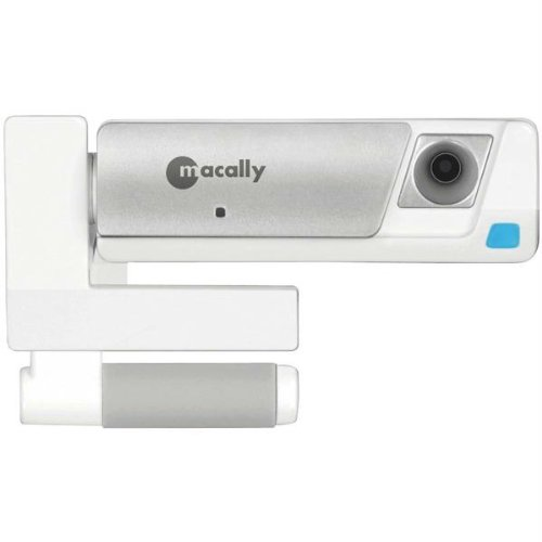 Macally MegaCam 2.0 Megapixel Video Web Cam with Built-in Microphone