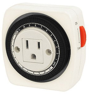 Westinghouse 12 Hour Indoor Mechanical Timer – Coffee, Appliances. Etc