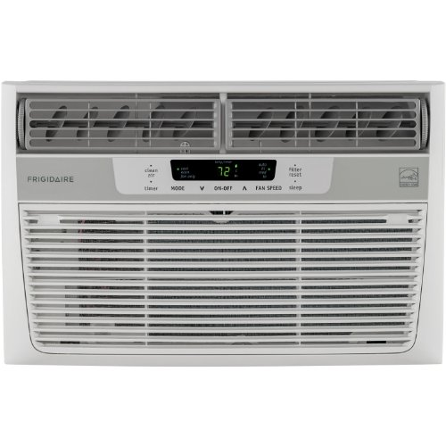 Frigidaire Energy Star 8,000 BTU 115V Window-Mounted Mini-Compact Air Conditioner w/ Temperature Sensing Remote Control, FFRE0833Q1 Reviews