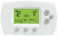 Honeywell 2-Stage Programmable Digital Thermostat model TH6220D1028 Reviews