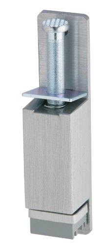 Ives Commercial 044074996296 Plunger Door Holder, Aluminum