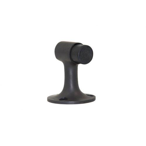 Ives FS448 3″ Height Cast Brass Floor Door Stop with Wood Screws, Oil Rubbed Bronze
