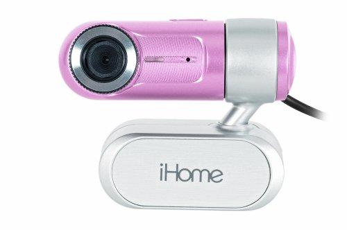 iHome MyLife Notebook Webcam (Pink) Reviews