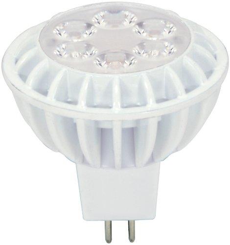 KolourOne S8847 7 Watt (35 Watt) 440 Lumens MR16 LED Daylight White 5000K 40 Beam Pattern Light Bulb Reviews