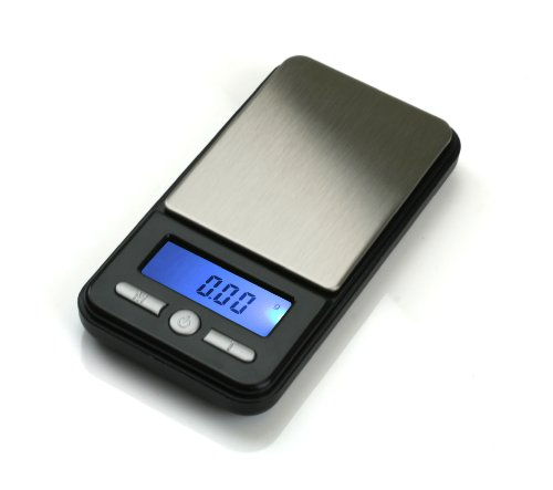 American Weigh Scale Ac-100 Digital Pocket Gram Scale, Black, 100 G X 0.01 G Reviews