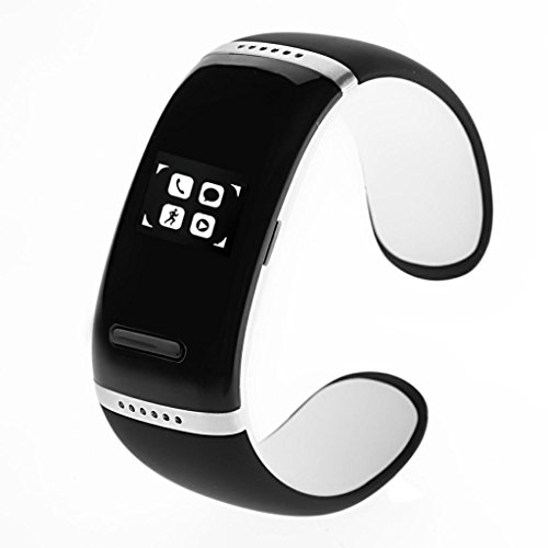 US Compass Bluetooth 3.0 Smart Watch Wrist Watch U Watch for Android IOS iphone Samsung Galaxy HTC white