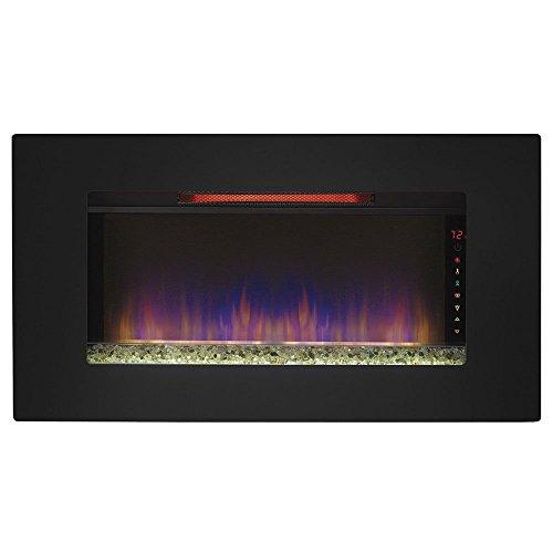 Classic Flame 36II100GRG Wall Hanging Fireplace