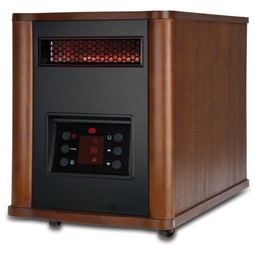 Holmes HRH7403EREDM Infrared Console Heater