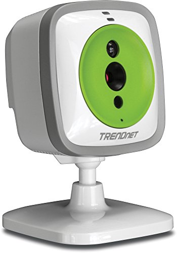 TRENDnet WiFi Baby Cam with Night Vision, TV-IP743SIC