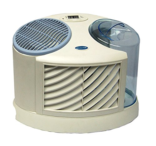 Essick Air MA0300 MoistAIR 4-Speed Tabletop Humidifier, White