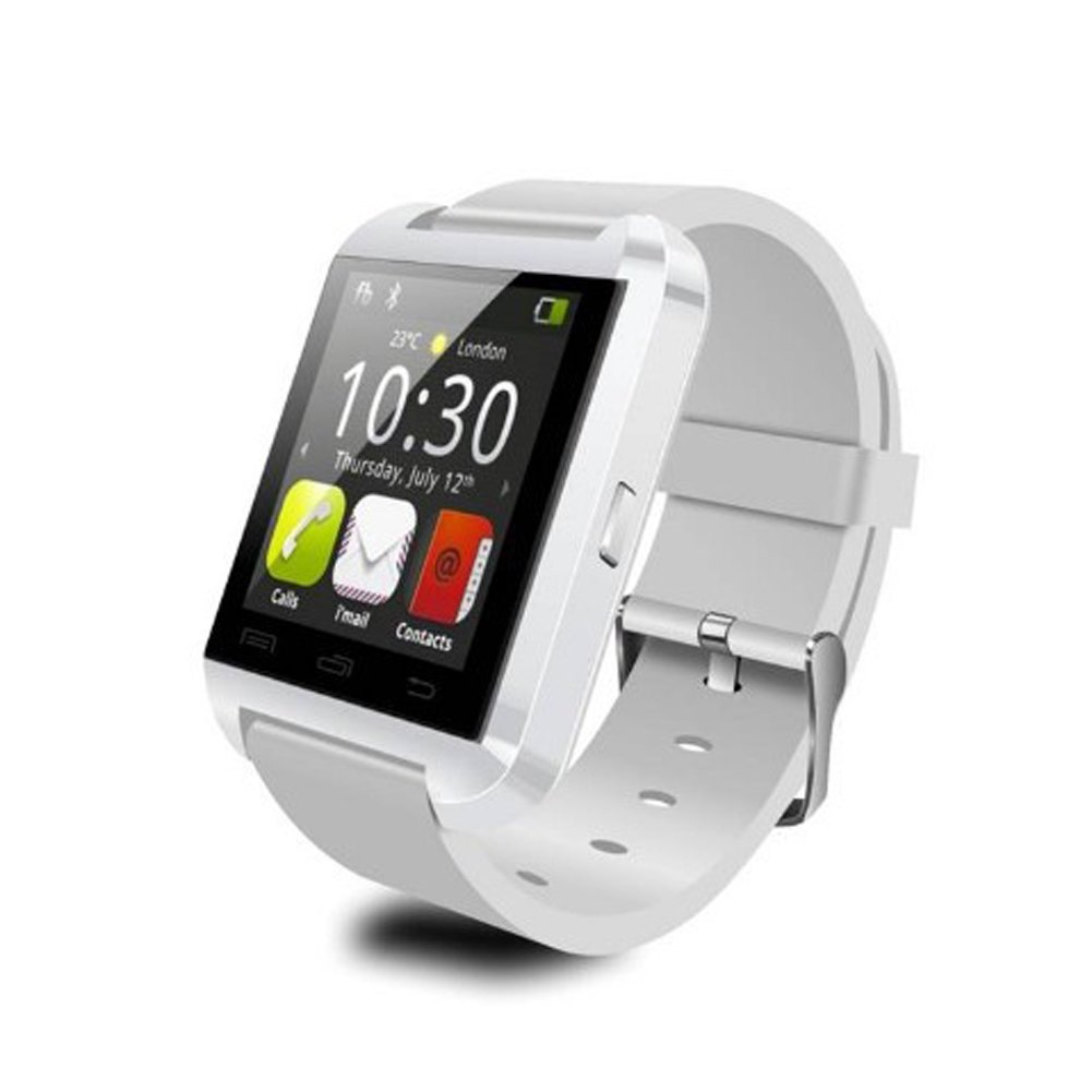 LEMFO Bluetooth Smart Watch WristWatch U8 UWatch Fit for Smartphones IOS Apple iphone 4/4S/5/5C/5S Android Samsung S2/S3/S4/Note 2/Note 3 HTC Sony Blackberry