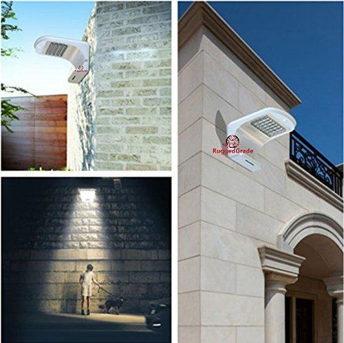 700 Lumen Led Wall Light Super Bright 7 Watt Led Solar