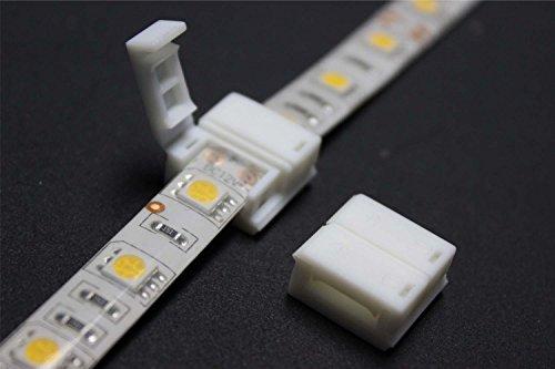 Alightings 2pin waterproof led strip connector kit for 10mm wide smd alightings 2pin waterproof led strip aloadofball Images