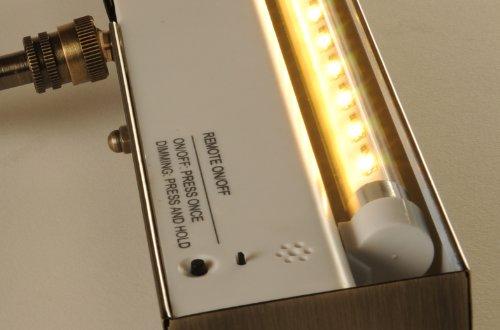 Concept 101l Cordless Remote Control Led Picture Light 11