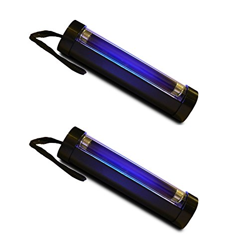 Fortune Products Portable Black Light Blacklight Set Of 2