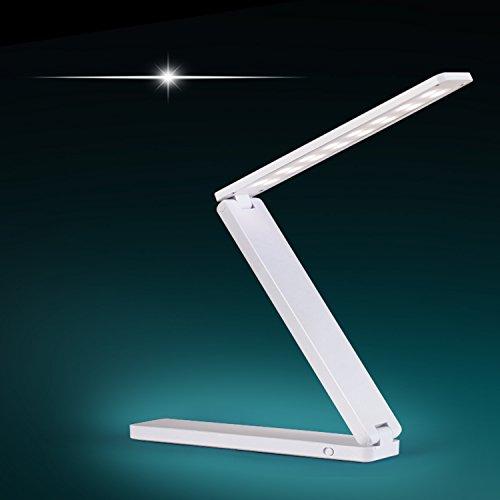 Gll 174 Eye Care Portable Usb Rechargeable Folding Led Desk