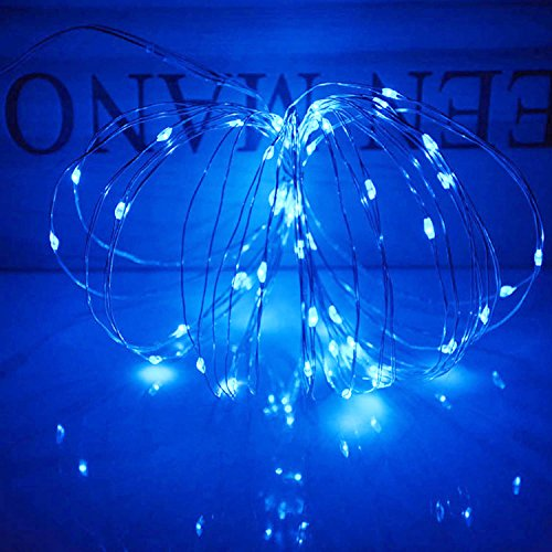 Hahome Battery Operated Led String Lights 16 4ft 50 Leds