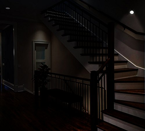 bright indoor wall lights bright modern hoont 8482 bright led indooroutdoor battery powered wall light