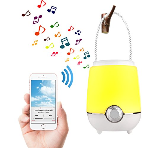 KevenAnna Music Portable Lights Multifunctional Night