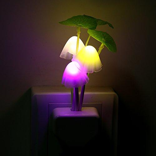 Kids Night Light 2pcs Led Plug In Nightlight For Kids