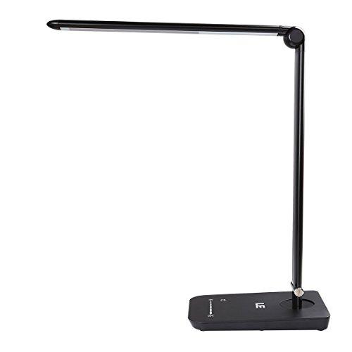 Le 8w dimmable led desk lamp 7 level brightness touch sensitive aloadofball Choice Image