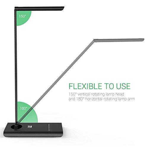 Le 174 Dimmable Led Desk Lamp 7 Brightness Levels Eye