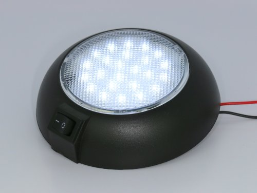 Led Dome Lamp High Power White Led Downlight 12 Volt Fixed Mount For Home Auto Truck
