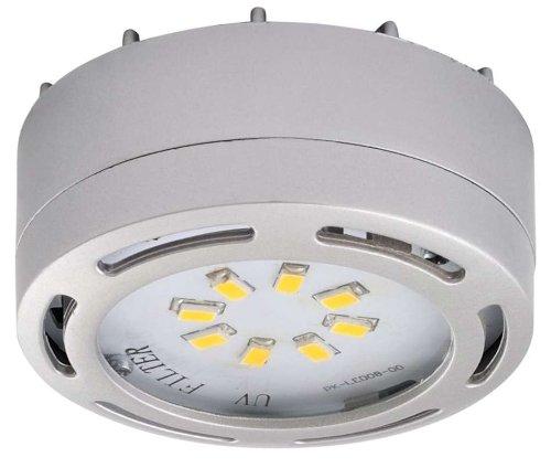 Ledp120nk 120v Direct Led Puck Light Nickel Bulbs