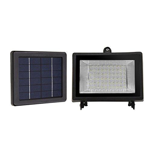 LTE 60 LED Solar Lights Outdoor ...  sc 1 st  Bulbs u0026 Fittings Ideas & LTE 60 LED Solar Lights Outdoor Security Floodlight 300 Lumen ...