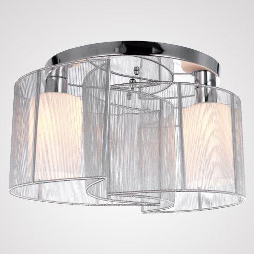 Ceiling Light Fixture Covers: LightInTheBox® 2 Light Semi Flush Mount Ceiling Light