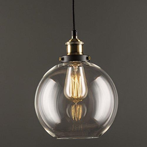 Linea Di Liara Primo Industrial Factory Pendant Lamp One