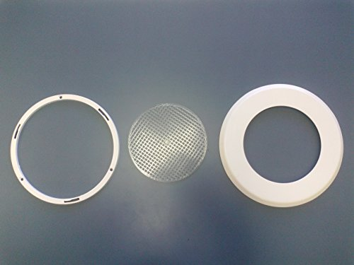 No Pest Recessed Light Cover Replacement Kit For Outdoor