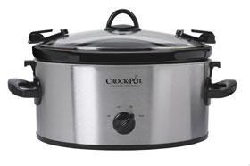 Crock-Pot SCCPVL600 Manual Slow Cooker