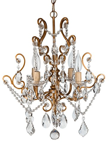 tiffany collection' all crystal swag chandelier lighting with, Lighting ideas