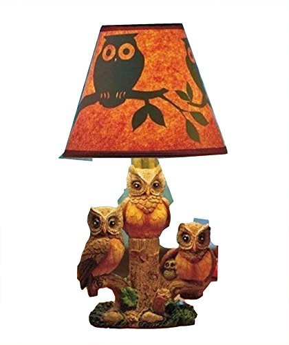 Owl Outdoor Led Wall Pack: Ashley L123884 Niobe Table Lamp, 2-Pack
