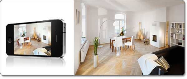 Philips In.Sight Wireless Home Monitor, M100/37 Lifestyle Image