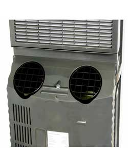 Whynter ARC-14SH Dual Hose ortable Air Conditioner with Heater