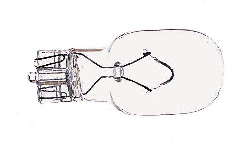 Hafele 824.20.110 Wedge Base Xenon 12 Volt 18 Watt Clear Bulb, Clear