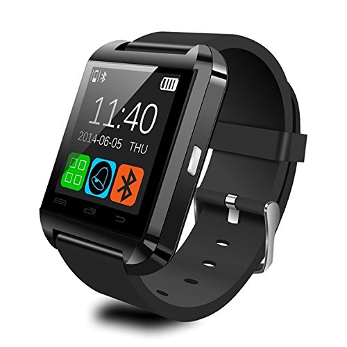 CIYOYO New Bluetooth Smart Watch Wrist Wrap Watch Phone for IOS Apple iphone 4/4S/5/5C/5S Android Samsung S2/S3/S4/Note 2/Note 3 HTC Nokia…