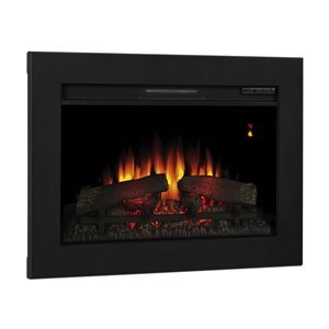 ClassicFlame 26-In SpectraFire Fireplace Insert & Flush Mount Conversion Kit – 26EF031GRP-BBKIT26 Reviews