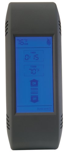 Touch Screen Thermostat Fireplace Remote Control | Majestic, Vermont Castings, Monessen