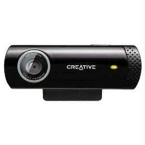 """Creative Labs Creative Labs Live Cam Chat Hd Webcam """"Product Category: Digital Cameras/Keyboards/Input Devices/Video Camera / Accessory / Ip Security Camera"""""""