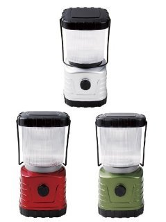 ThinkTank Technology Portable 2 in 1 All Purpose Ultra Bright LED Camping Lantern with Dimmer (Random Colors) (Catalog Category: General Merchandise / Flashlights)